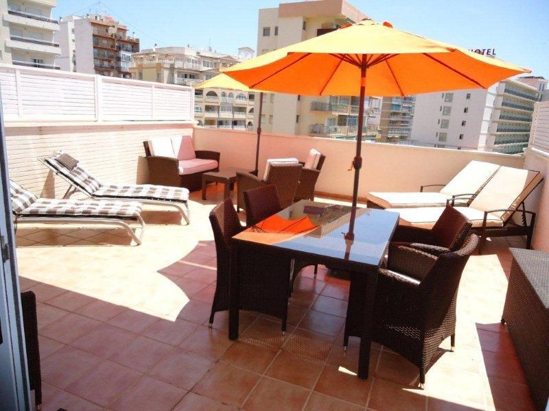 't is fantastisch in luxe en sfeervol appartement in Calpe / Spanje