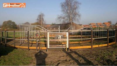 Hippo Safety Fence - omheining