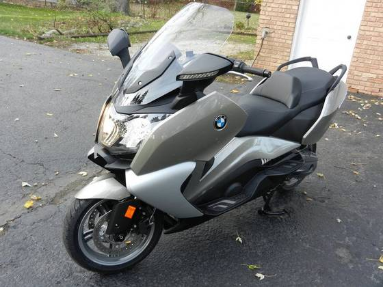 BMW C650GT 647cc scooter(2014-current)
