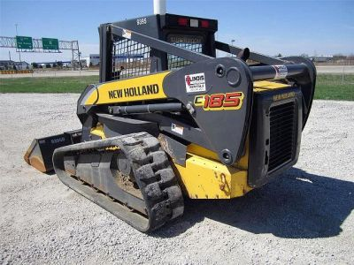2006 NEW HOLLAND C185, 5300 eur