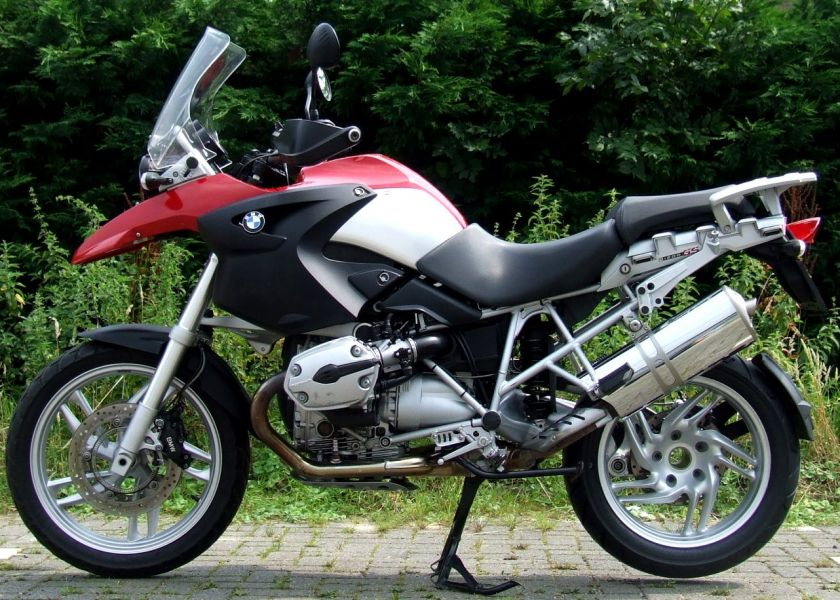 BMW R1200GS ABS 77000km incl grote onderh beurt