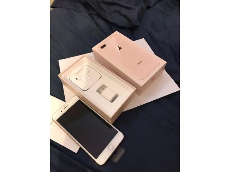 Vendo Apple iPhone 8 Plus & Apple iPhone 7 Plus & Samsung Galaxy S8 Plus