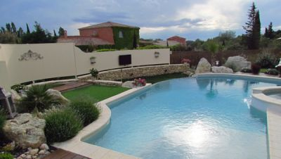 Maisonettes met zwembad in Provence