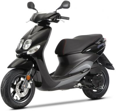 Yamaha Neo's, Jog, Aerox, Why v.a. 41 p/m of in 2013 (0%)