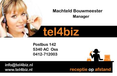 Telefoonservice, voipservice, telefoniste, antwoordservice