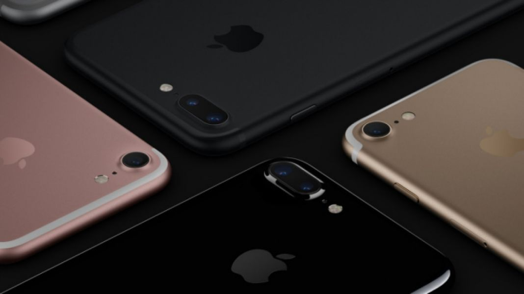 Nieuwe Apple iPhone 7 en iPhone 7 plus met iOS 10