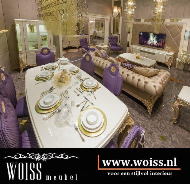 Complete inboedel woonkamer inrichting woiss meubel breda for Meubels breda