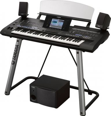 For sale New :  Yamaha Tyros 4 Arranger keyboard, Korg pa3x pro keyboard