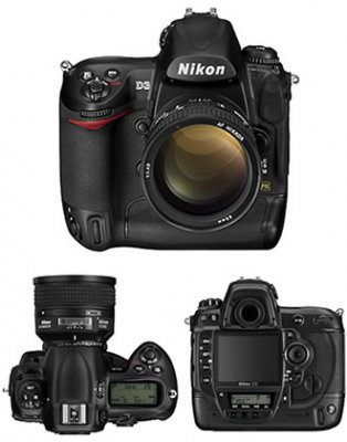 Nikon D3s 12MP Digital SLR Camera