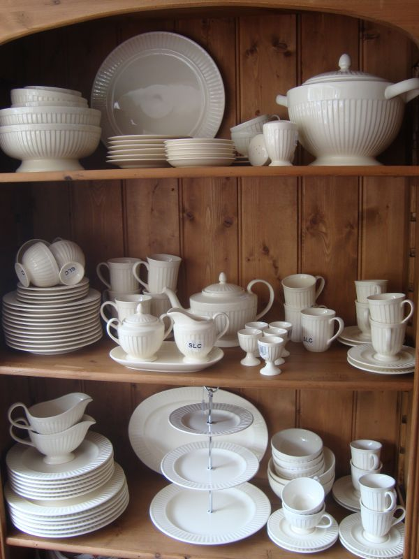 Prince of Wales servies