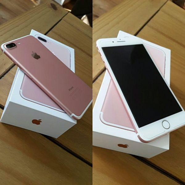 Apple iPhone 7 350 Euro iPhone 7 Plus 400 euro 32/128/256GB