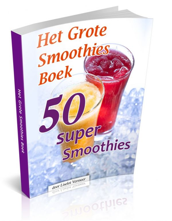 E-book 50 supersmoothies!