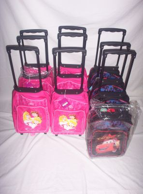10 disney trolly,s