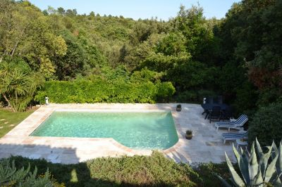 Villa Valbonne (12 km Cannes) 6pers prive zwembad