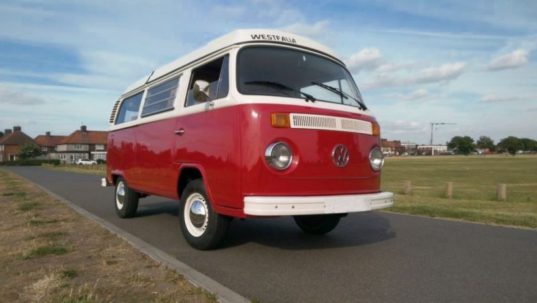 Volkswagen T2 of T3